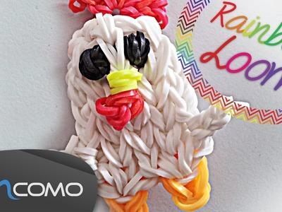 Galinha - Rainbow Loom