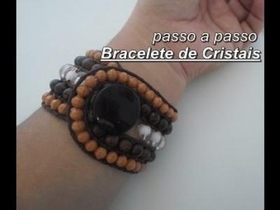 NM Bijoux - Bracelete de Cristais