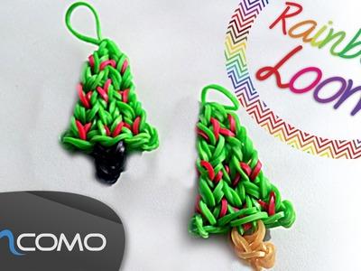Rainbow Loom - Árvore de Natal