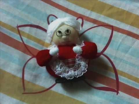 Artesanato em meia de seda, trico & crochet por Neiva Cougo