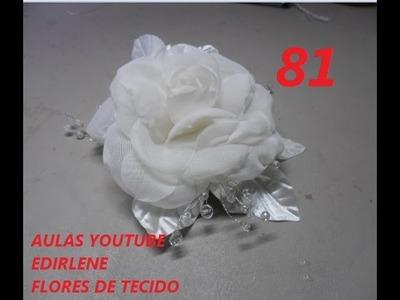 AULA 81: ARRANJO DE CABELOS DE NOIVA