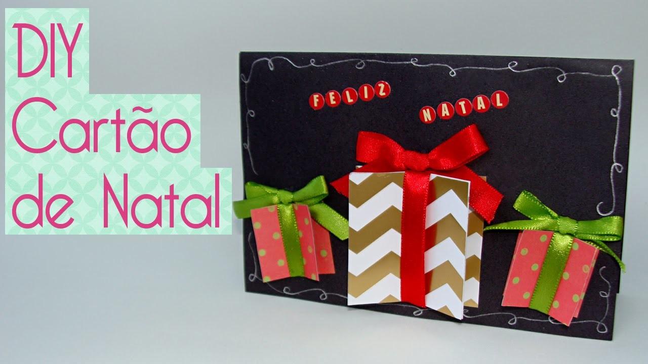 Cartão de Natal - Christmas Card - Holiday Card - Tarjetas de Navidad scrapbook by Tamy