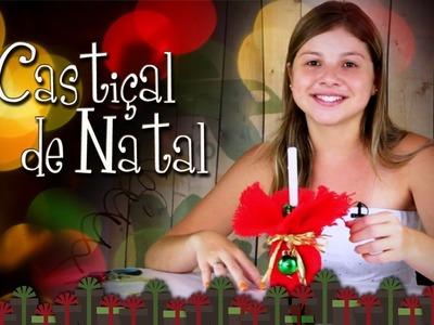 DIY: Decoração de Natal. Christmas Decorations by Planeta Viável
