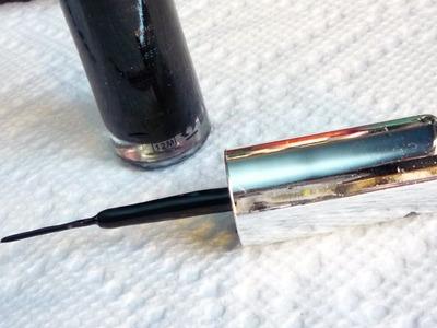 DIY Faça você mesmo - Esmalte de Pincel Fino - Nail Art Striper