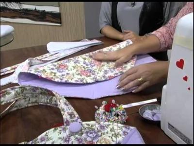 Mulher.com 14.08.2012 - Bolsa floral 1.2