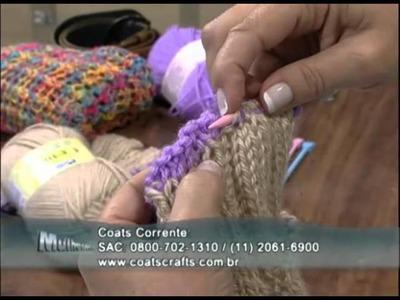 Mulher.com 28.11.2011 - Colete de bico 1.2