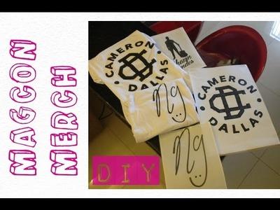 #StartTag - DIY Magcon Merch (Camiseta)