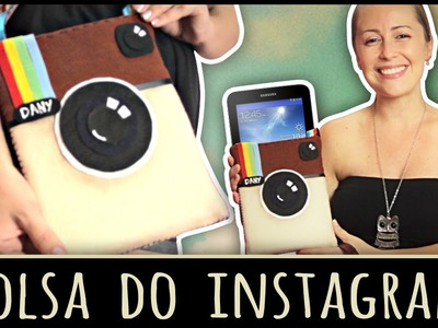 Bolsa do Instagram =DiY