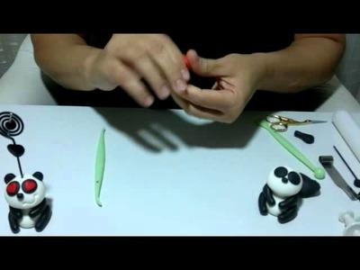 Denise Rasinhas - Biscuit Panda Apaixonado