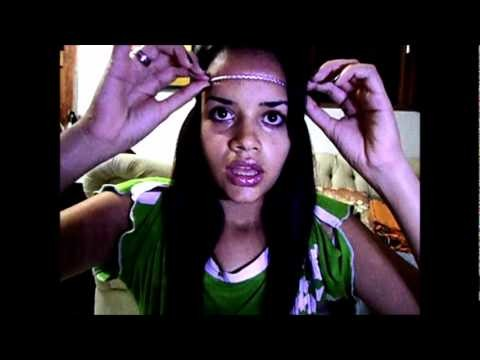 DIY - Tutorial Headband Vanessa Hudgens