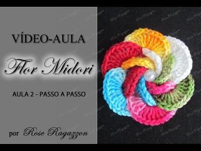 Flor Midori - Aula 2