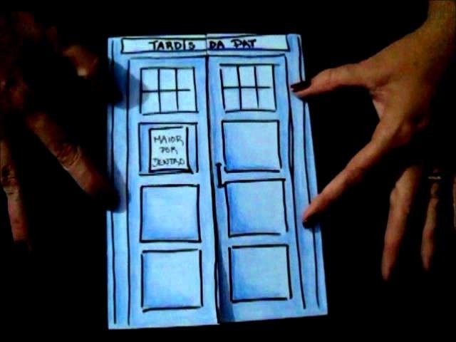 TARDIS card DIY.wmv