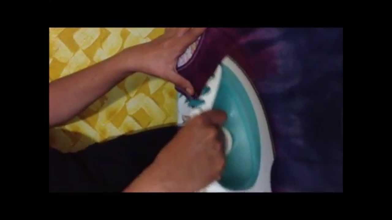 Tutorial: Como estampar camisetas em casa(com papel transfer)