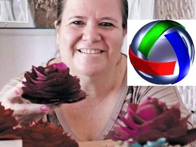 TV Morena - Atualidades - Flor de Xaraés - Fernanda Castelao