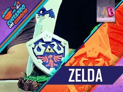 DIY - Master Sword.Zelda - Coisando uns Gonócio - S01E01
