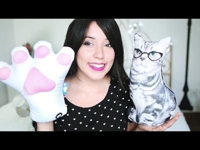 Gatinhos, poá e decoração criativa | Bruna Vieira