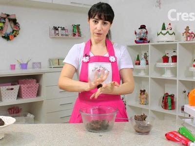 Cake Pops - Aprendendo a receita com a Cake Design