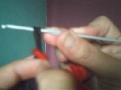 Crochê de Grampo-União das tiras