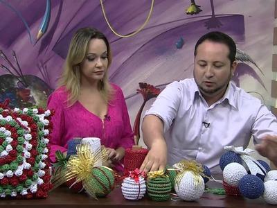 Mulher.com 14.11.2014 - Pinha Natalina por Marcelo Nunes - Parte 2