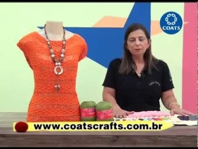 Blusa Catarina em trico com Camila Fashion