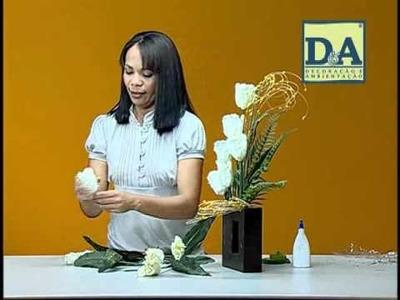 D&A - Curso de Arranjo Tulipa