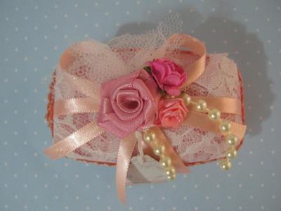 DIY Sabonete decorado- Soap decorated