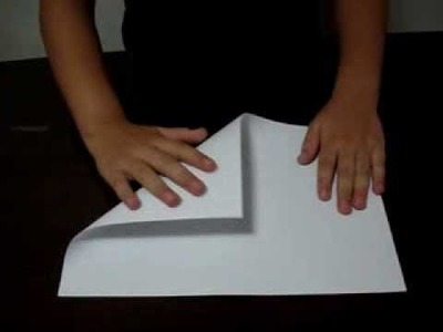 "Envelope ""explosivo"" - origami"