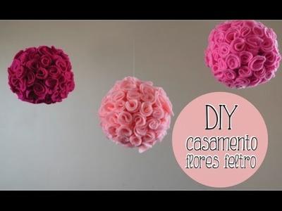 Faça você mesmo (DIY) : Bolas de flores