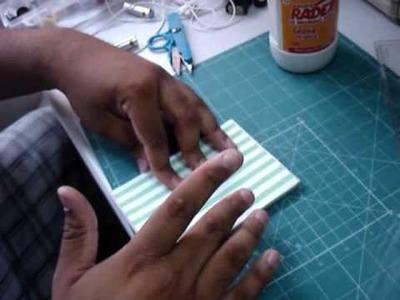 Fácil: como fazer um moleskine | Superziper