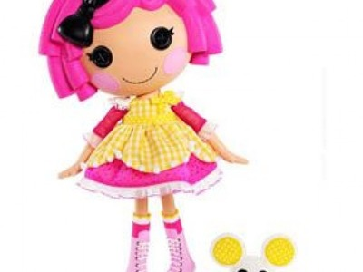 Lalaloopsy Em Biscuit Passo a passo -