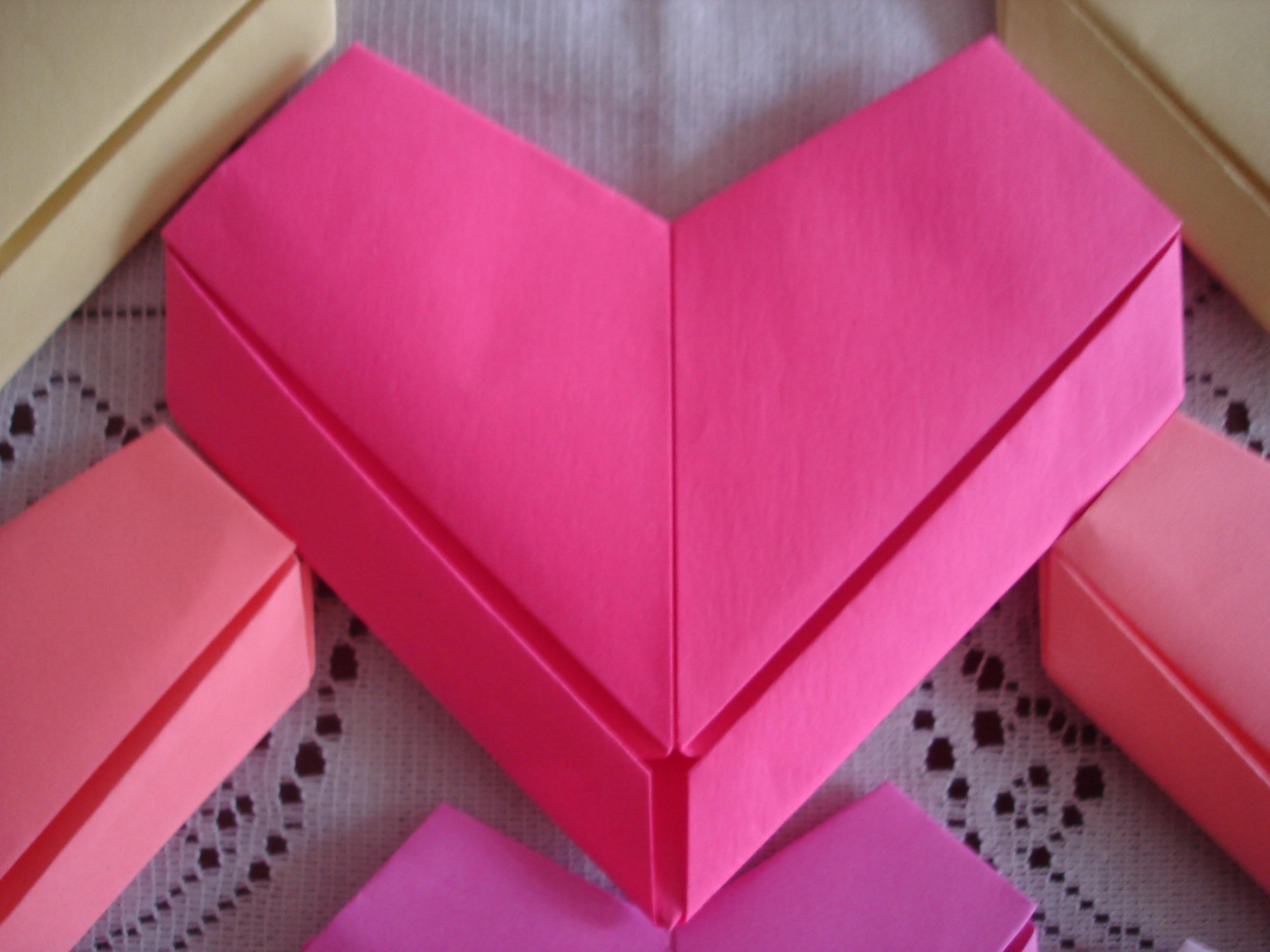 Origami - Coração