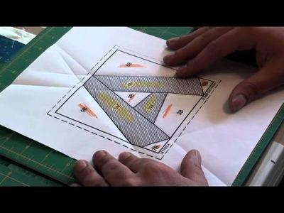 Trabalhando c. Paper Piecing 1