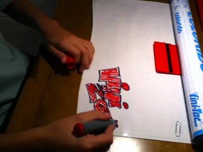 Como fazer sticker