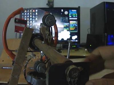 Tutorial - Como fazer um Volante para PC ou Console