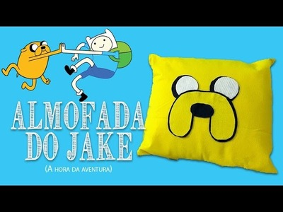 DIY | Almofada do Jake (Hora de Aventura)