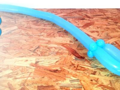 Espada Romana - Modelagem de Balões