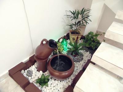 Como fazer um jardim de inverno ( Faça você mesma ) DIY