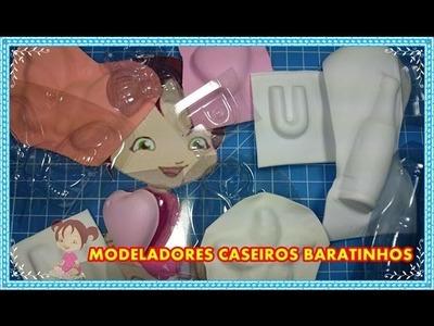 MODELADORES CASEIROS BARATINHOS