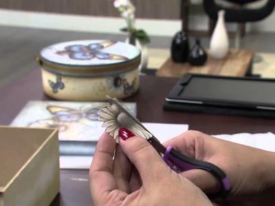 Mulher.com 11.04.2014 Marisa Magalhães - Caixa borboleta Parte 2.2