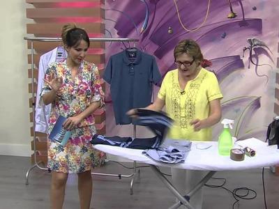 Mulher.com 15.10.2014 - Dicas Passar Roupas por Marlene Marchi
