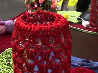 Mulher.com 21.11.2013 Crochê - Carmem Freire -  (Bloco 2.2)