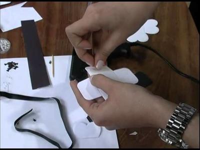 Mulher.com 27.07.2011 - Forminha Noivo e Noiva