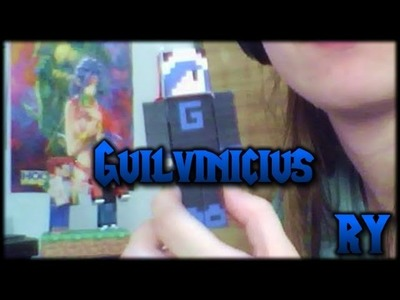 Papercraft Speed Art - Guilvinicius
