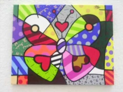 ROMERO BRITTO .wmv