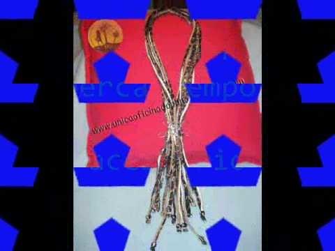 Unica colar trapilho