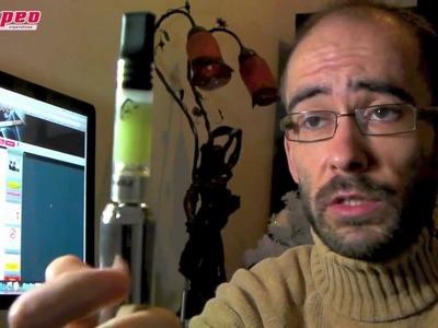 Review Mega Carto eGo Dual Coil Clear