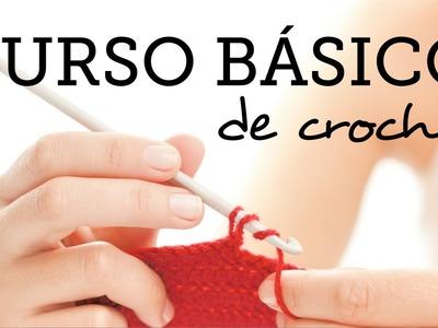 6. Punto Deslizado y RESUMEN del Curso Básico de Crochet