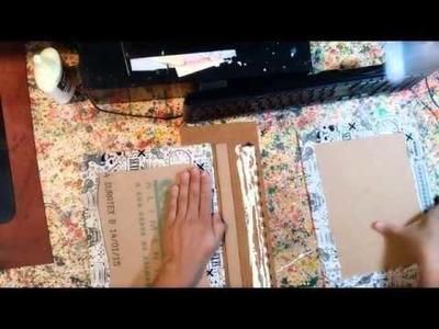 Como fazer um Sketchbook - Vídeo 2.2 - Passo a Passo