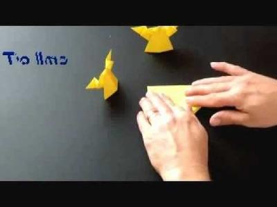 Anjo - Origami
