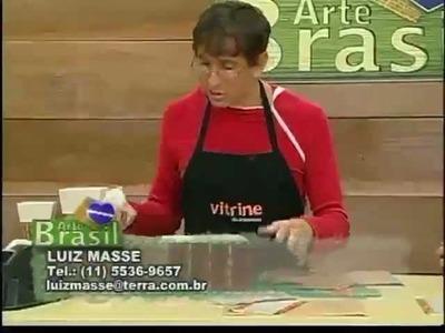 ARTE BRASIL - LUIZ MASSE E RITA FOELKER (13.02.2012)